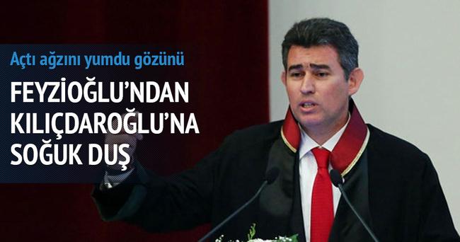 Metin Feyzioğlu'ndan CHP'ye kurultay çağrısı