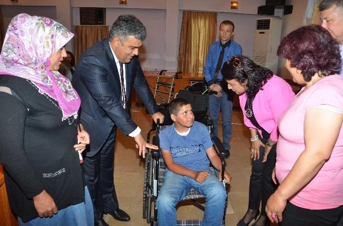 Ereğli'de İhtiyaç Sahiplerine Engelli Aracı