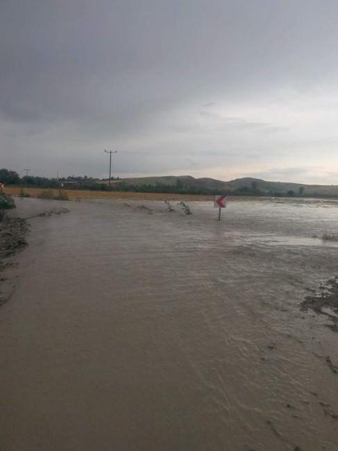 İskilip'e Bağlı Çukurköy Sular Altında