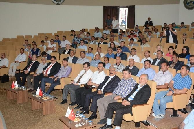 Aksaray'da Toprak Günü Programı