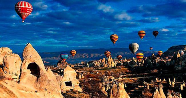 Japon otel devi Okura Kapadokya'ya geldi