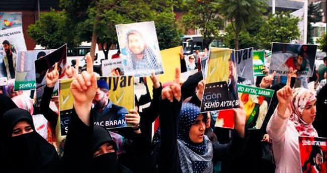 PKK infazından 17 kişiye gözaltı