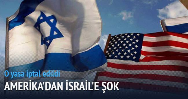 ABD'de Kudüs doğumlulara doğum yeri şoku