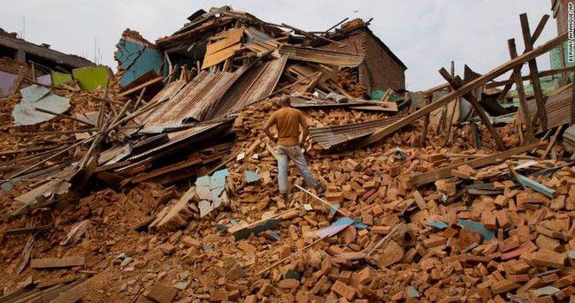 Nepal'de yine bir felaket