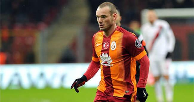 Sneijder'den Juventus itirafı