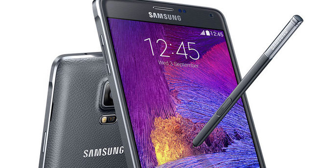 Samsung Galaxy Note 5'in bomba özellikleri