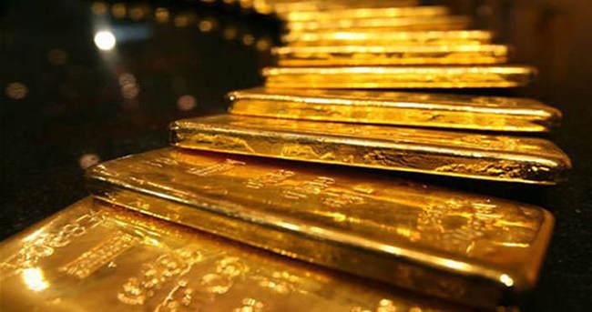 Altının kilogramı, 103 bin 500 liraya geriledi