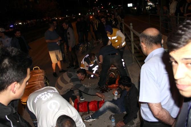 Kastamonu'da İki Ayrı Kazada 3 Kişi Öldü, 5 Kişi Yaralandı