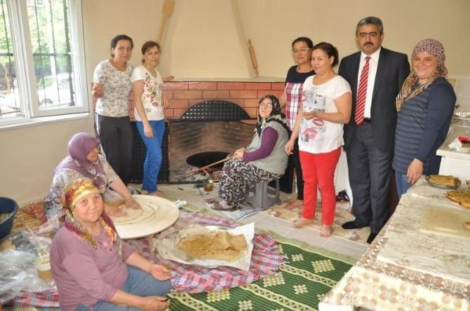 Nazilli Belediyesi'nden Turan Mahallesine Cemiyet Mutfağı