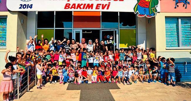 Kepez'in eğitimli çocukları