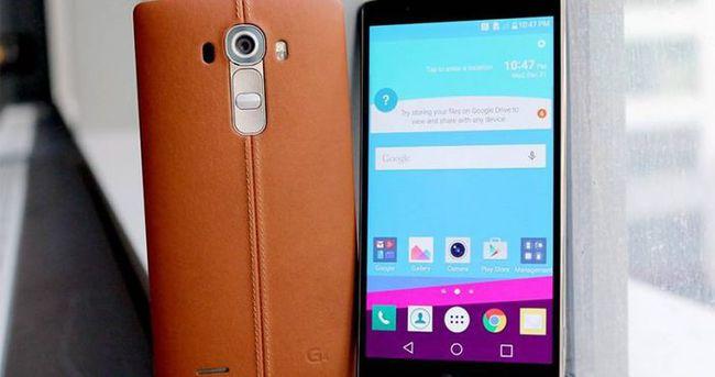 LG G4 çift SIM versiyonu belirdi