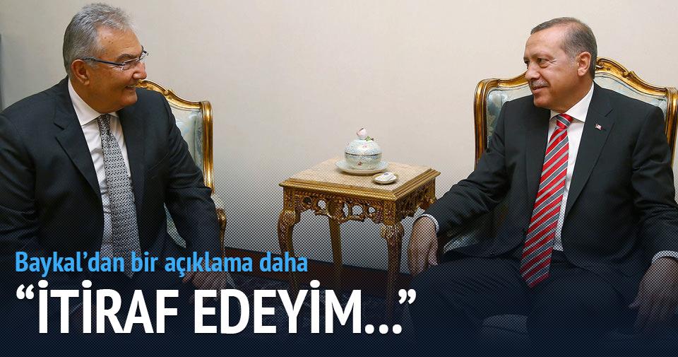 İtiraf edeyim dün Erdoğan'ı izleme ihtiyacı hissettim
