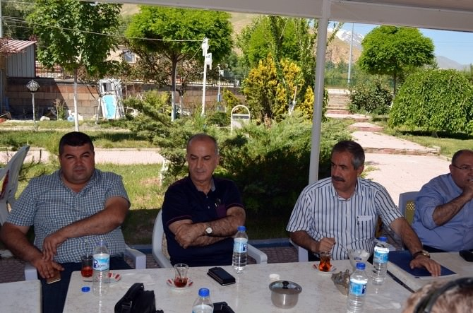 Adilcevaz'da 40 Bin Dönüm Arazi Suya Kavuşacak