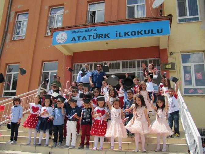 Hisarcık'ta Karne Heyecanı