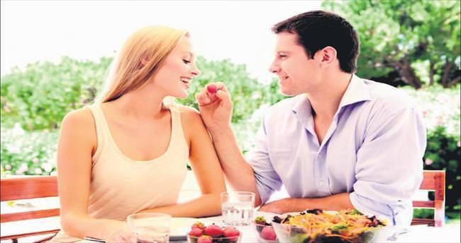 Birlikte yapılan diyet daha başarılı oluyor
