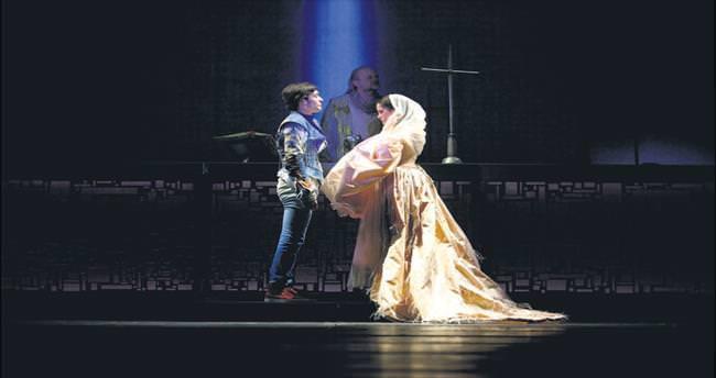 'Romeo ve Juliet' yeniden İstanbul'da