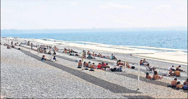 Büyükşehir plajlarında sezon açılıyor