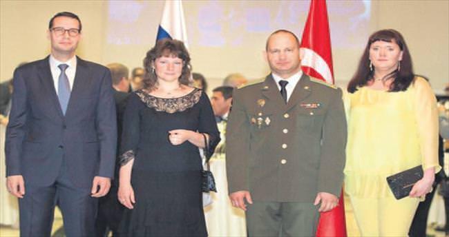 Rusya Milli Günü Ankara'da kutlandı