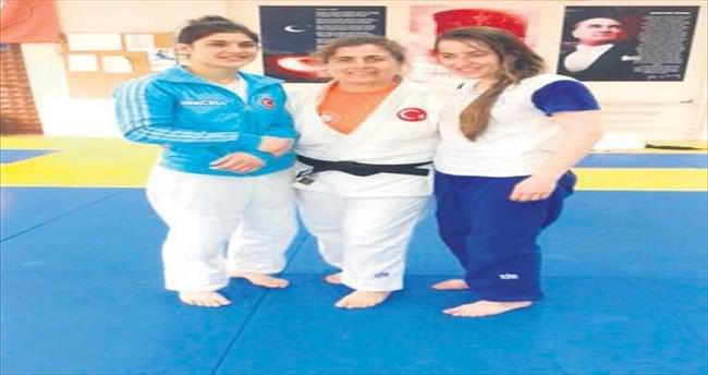 Görme engelli judocu Bakü'de şanssızlığını kırmak istiyor
