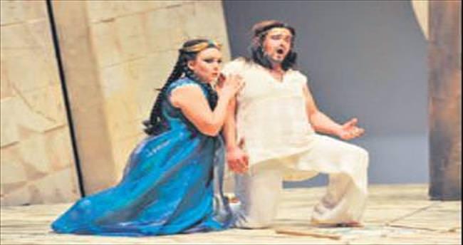İstanbul Opera Festivali başladı
