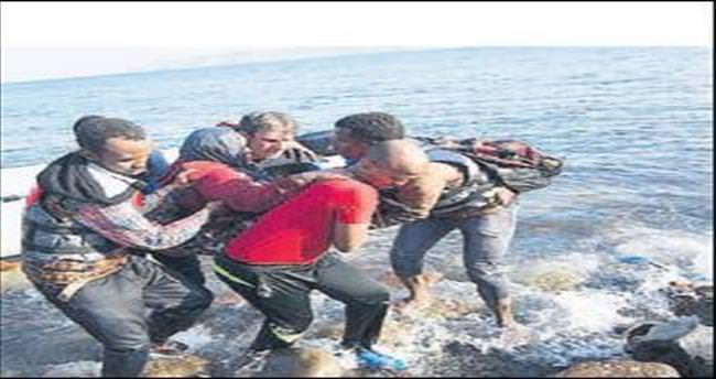 Sahil Güvenlik son anda kurtardı