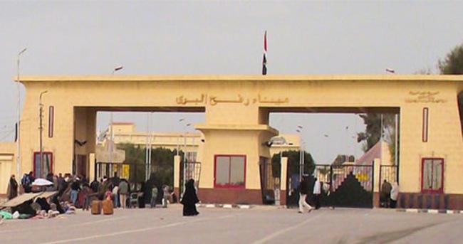 Refah Sınır Kapısı çift yönlü açıldı