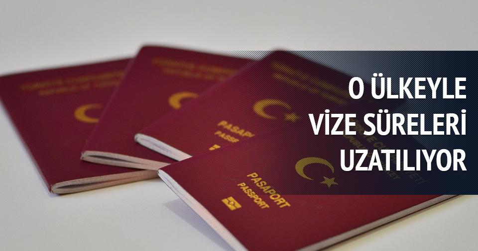 Gürcistan Türklere vizesiz kalış süresini uzattı