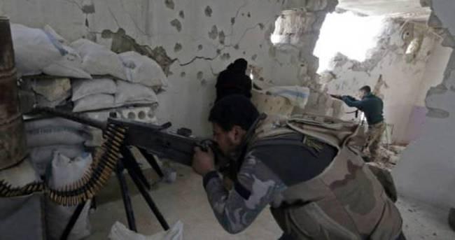 Halep'te 20 bin Türkmen ve Arap sivil mahsur