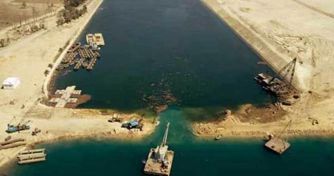 Yeni Süveyş Kanalı açılıyor
