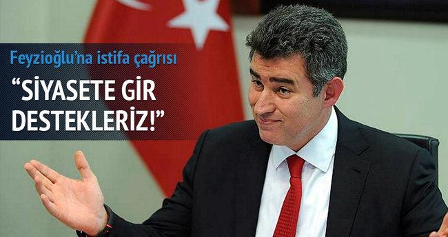 TBB Başkanı Feyzioğlu'na istifa çağrısı