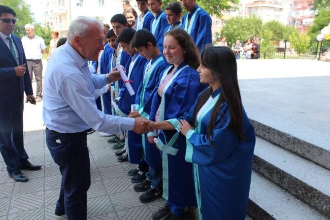 Lapseki'de Atık Pil Toplama Yarışması
