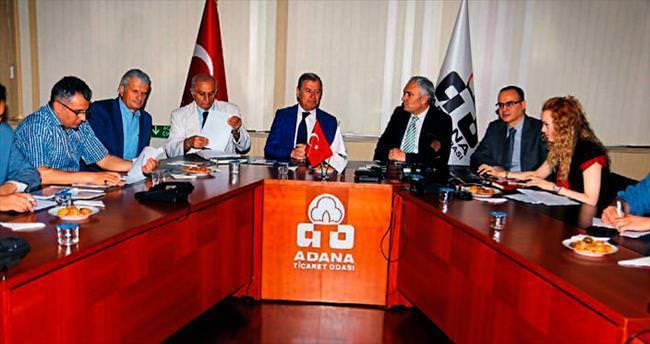 Hedef Adana'nın payını büyütmek