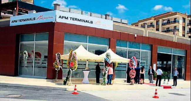 APM Terminals, Menemen'de ofis açtı