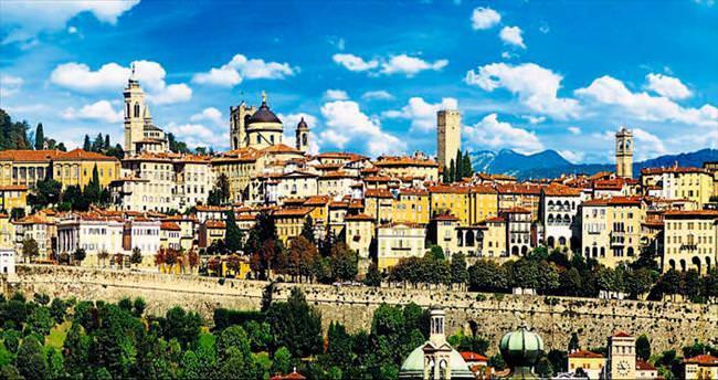 Ihlamur kokulu Bergamo