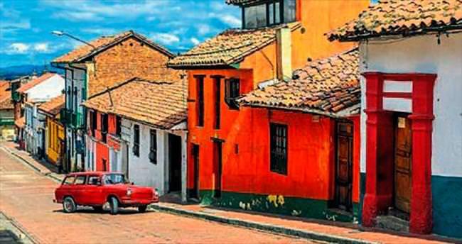 Güney Amerika'yı keşfetme zamanı
