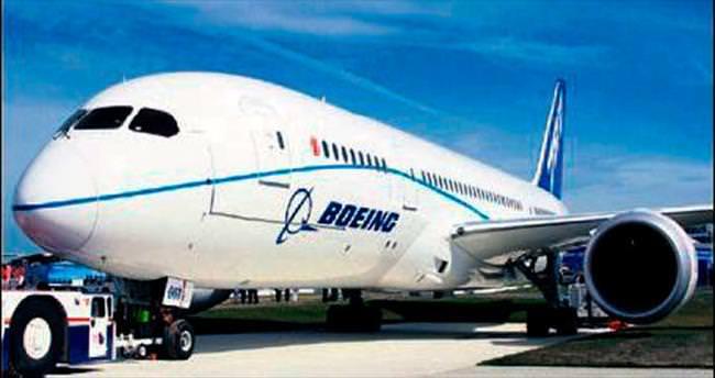 Boeing toplam 5,6 trilyon dolar değerinde 38 bin 50 adet yeni uçak talebi ön görüyor