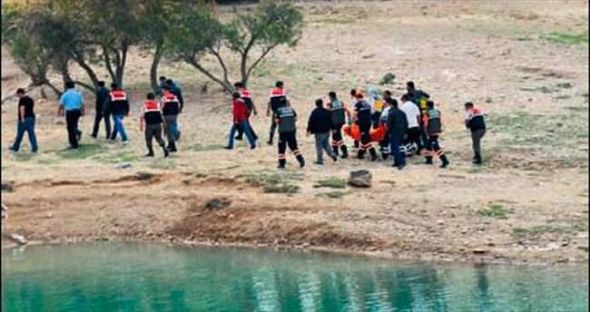 2 gün sonra baraj gölünden cesedi çıktı