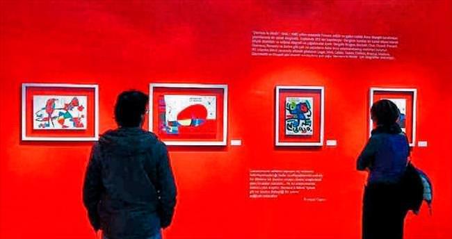Sahte Joan Miro'lar için 8 yıl