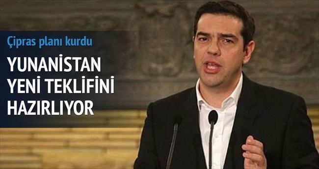 Yunanistan yeni teklifini hazırlıyor
