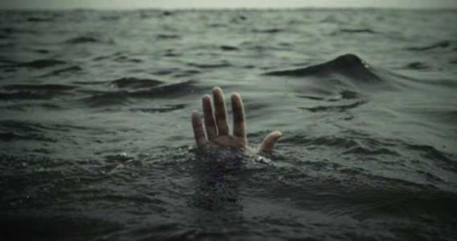 Denize giren asker boğuldu