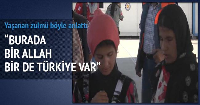 'Bir Allah var, bir de Türkiye'