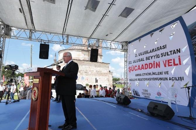 2. Uluslararası 22. Ulusal Seyyid Sultan Şücaaddin Veli Anma Etkinlikleri Sona Erdi