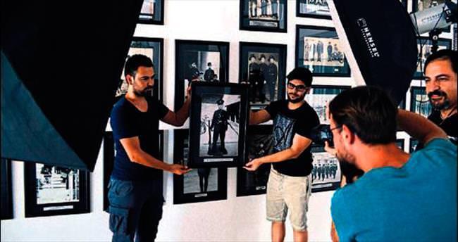 Fotoğrafçılık öğrencileri müzeyi fotoğrafladı