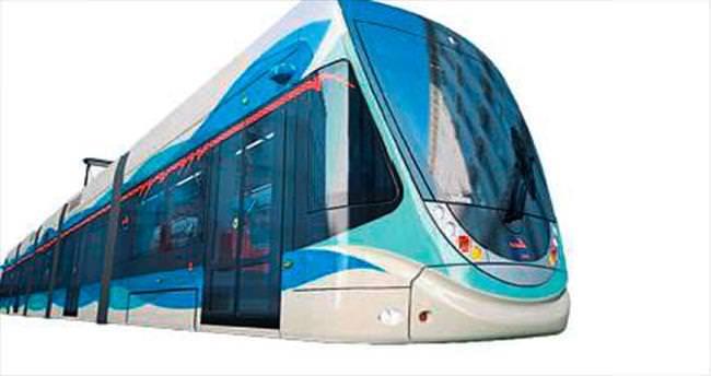 Tramvayların teması, İzmir