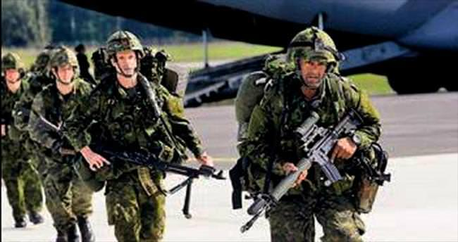 ABD'den Baltık ülkelerine ağır silah
