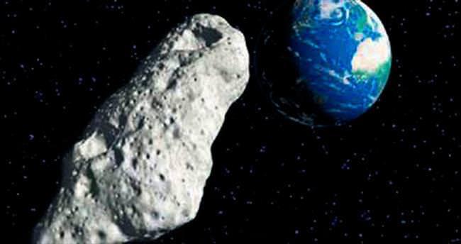 Dört asteroit teğet geçecek