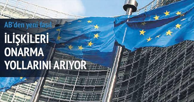 AB, Türkiye ile ilişkileri onarma yollarını arıyor
