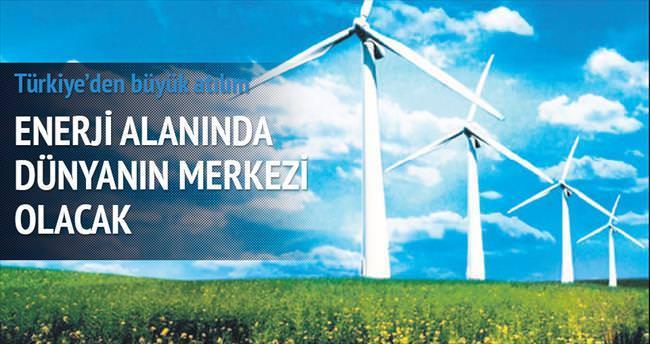 Türkiye rüzgârda üretim merkezi olabilir