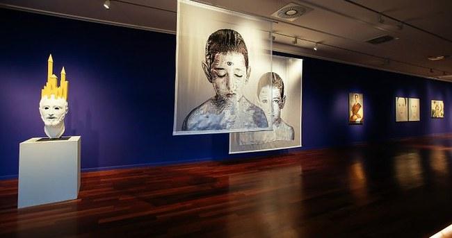 Zorlu'da şaşırtıcı bir karma sergi;  'The Journey to Me'