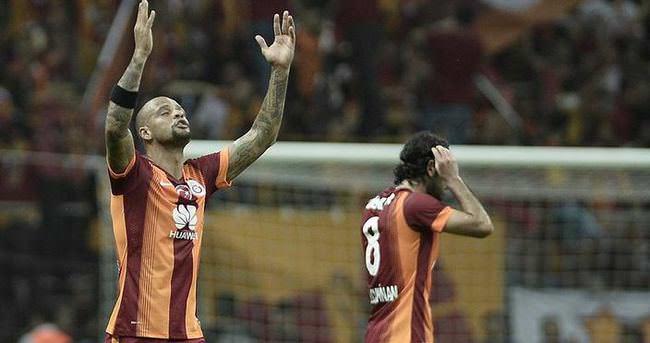 Melo, Galatasaray'da istenmiyor!